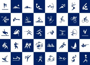 Tokyo 2020 Animated Pictograms